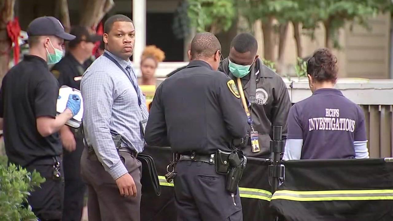 Man shot in Houston