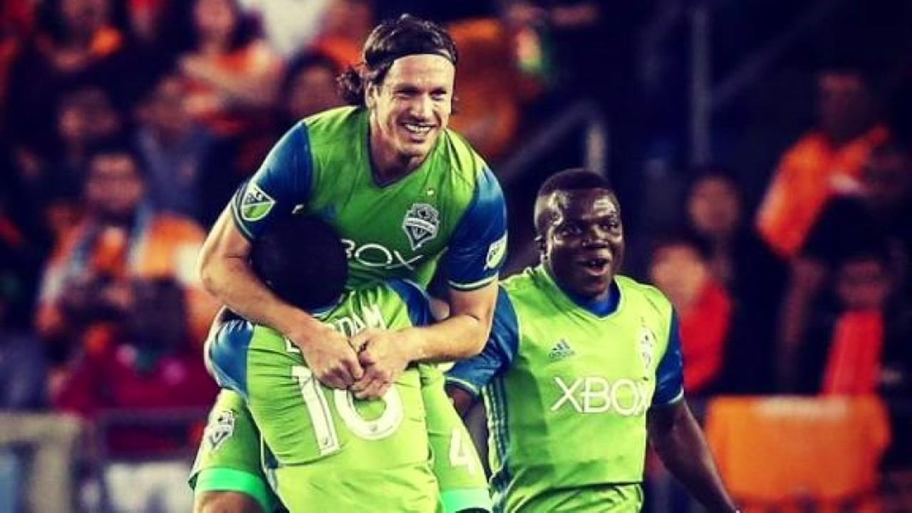 Dynamo lose to Sounders in Leg 1 of Western Conference Championship
