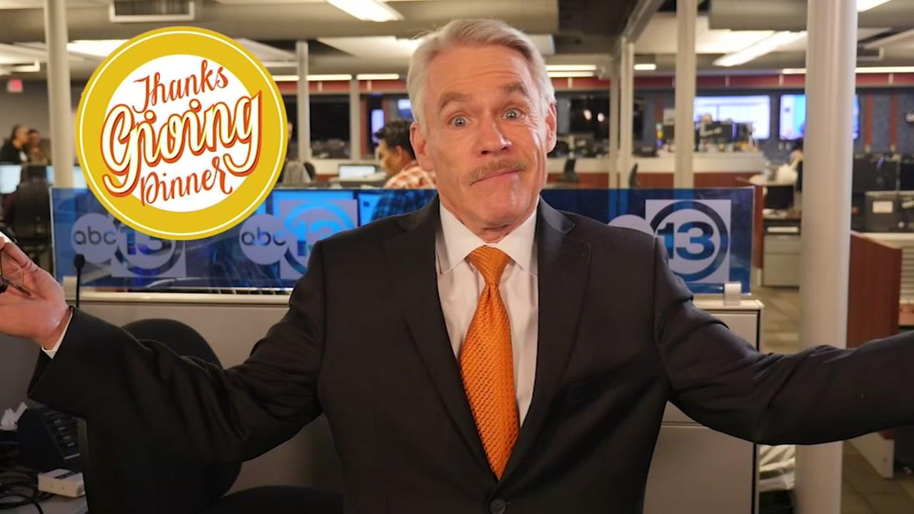 ABC13 anchors dish on their Thanksgiving must-haves