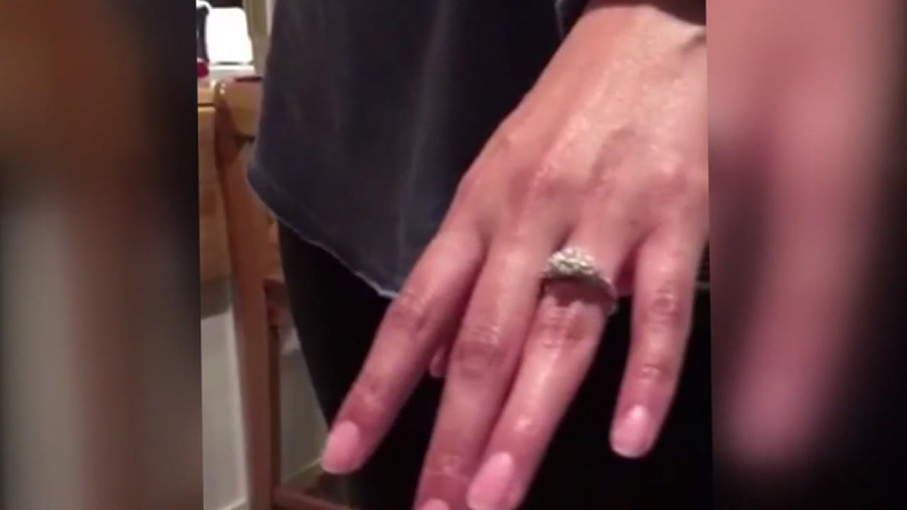 Couple needs your help after losing ring at Whataburger