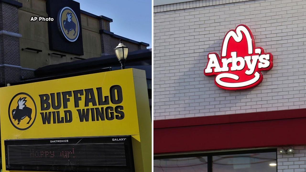 Arbys to buy Buffalo Wild Wings in $2.4B deal