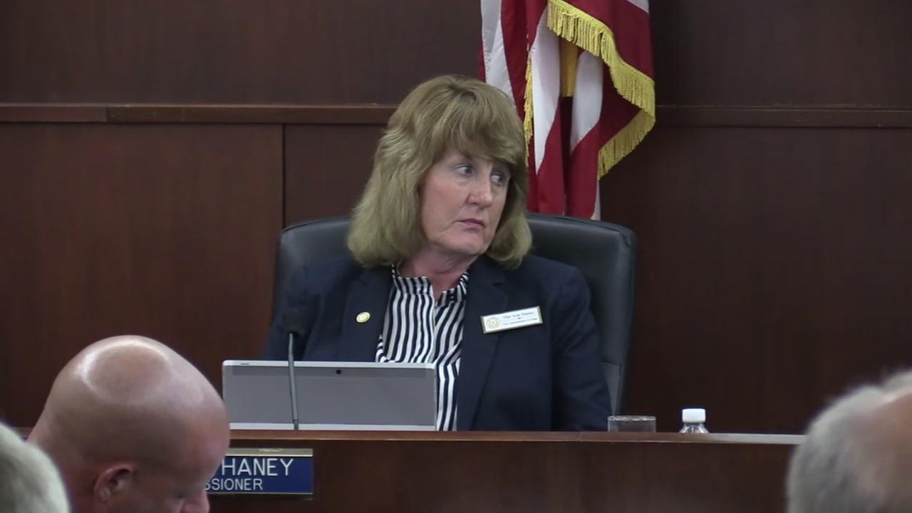Toxicology test: Commissioner did not have marijuana in her system