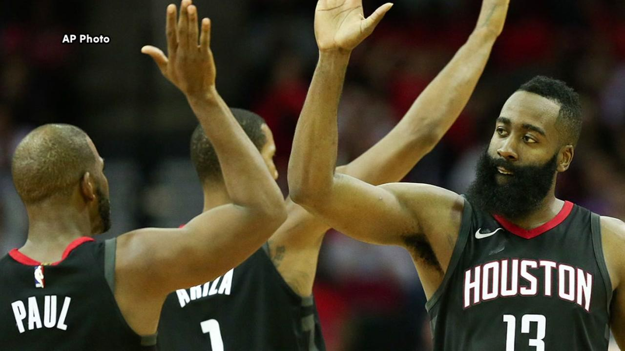 Houston Rockets overcome slow start, beat Indiana Pacers