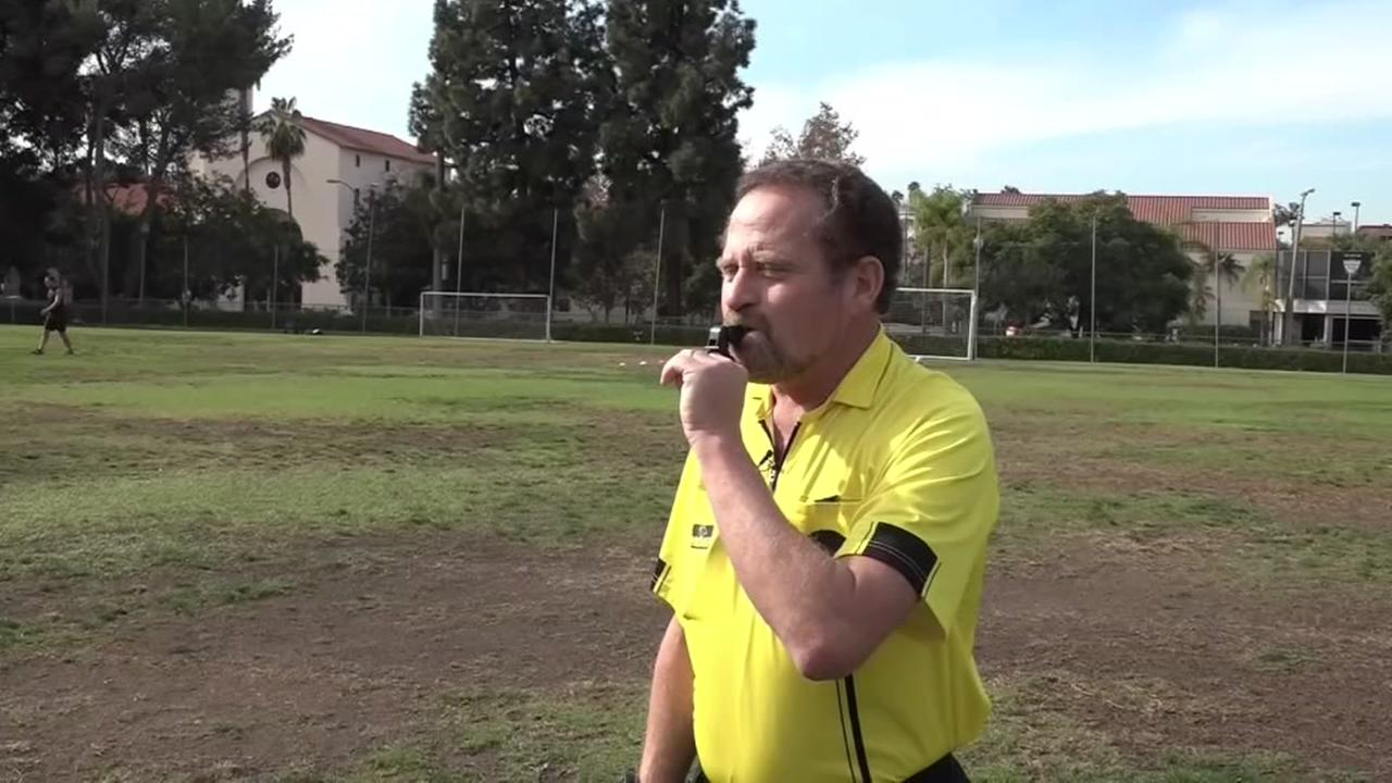 Youth soccer ref quits, blaming parents