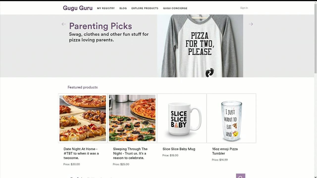 Special delivery: Dominos Pizza launches baby registry