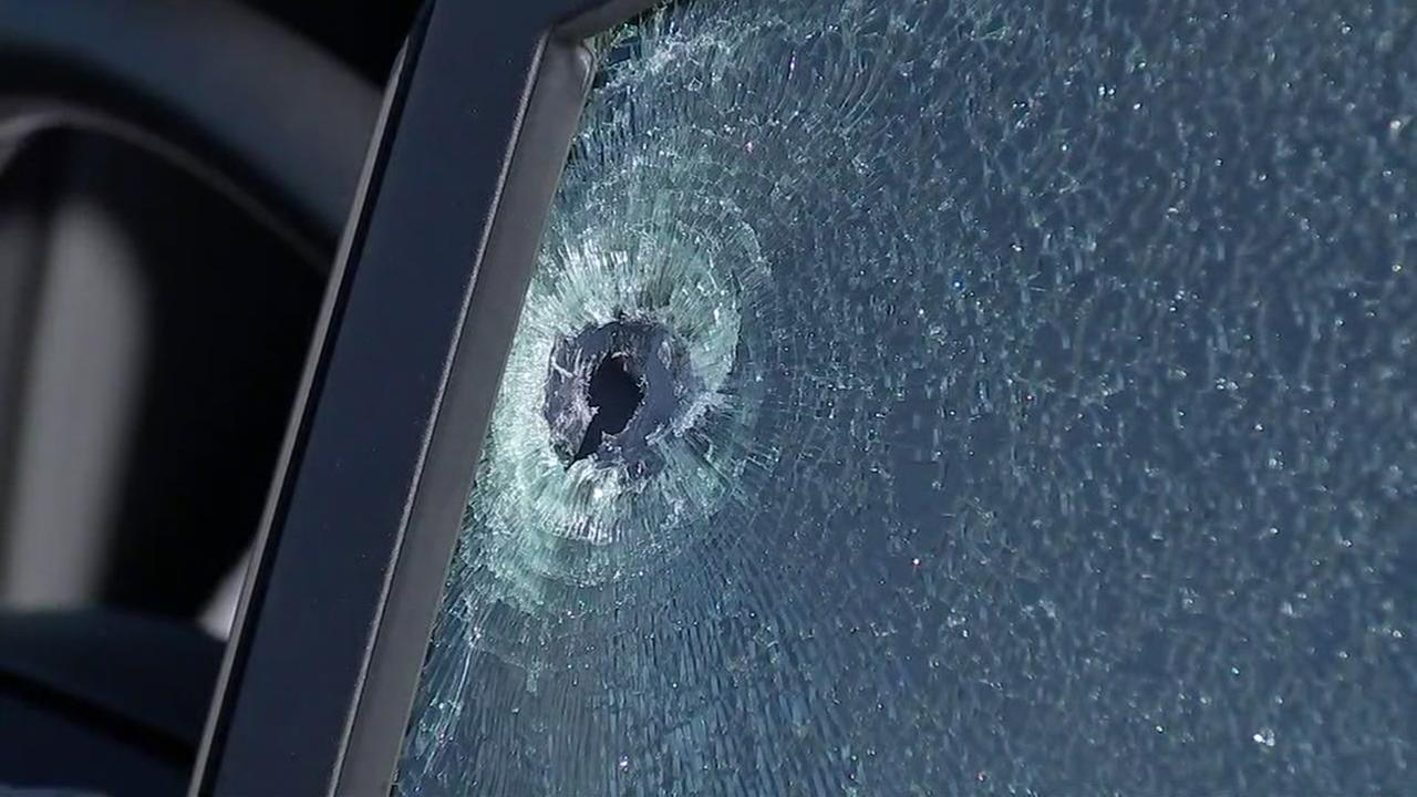 Shots fired during apparent road rage incident in Spring