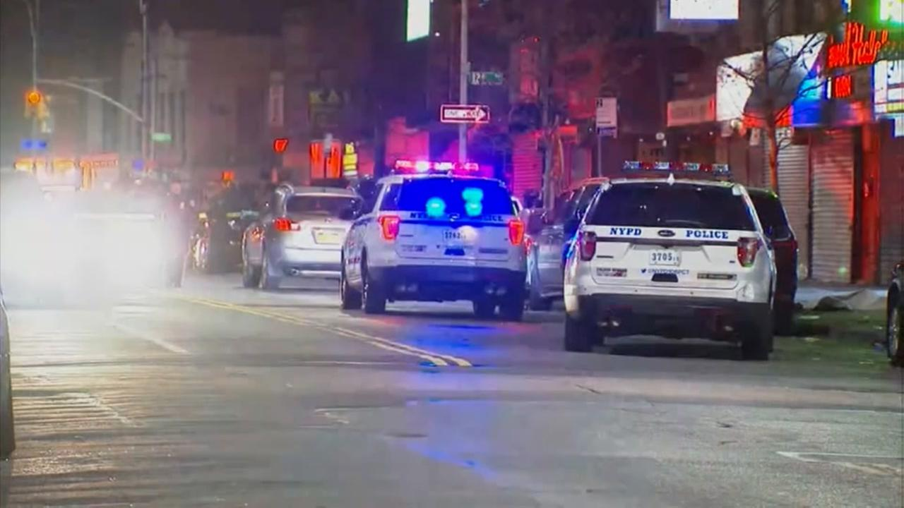 Police: 1 killed, 3 injured in NYC car attack