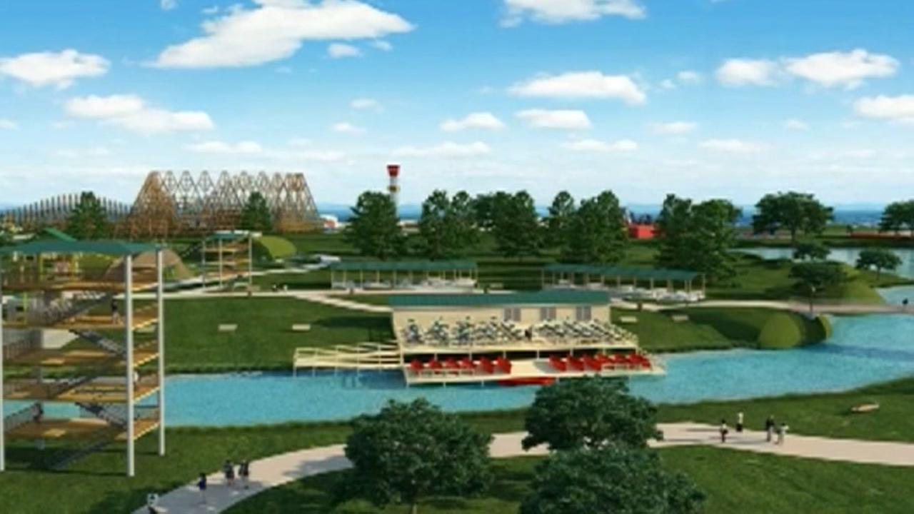 New KeywordBig Rivers Waterpark groundbreaking for mid-December