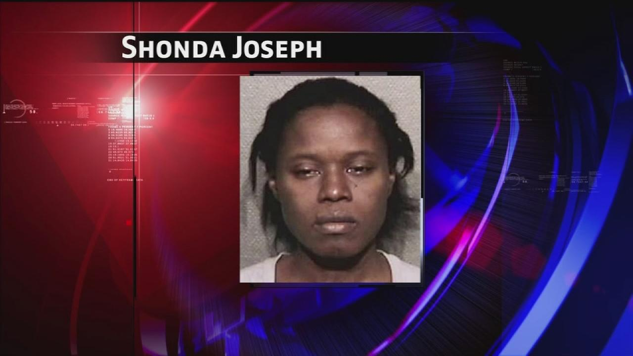 Mom accused of passing out with baby in car seat