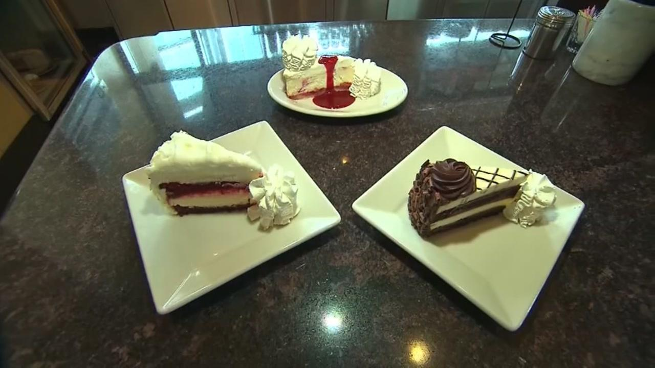 The Cheesecake Factory giving away cheesecake