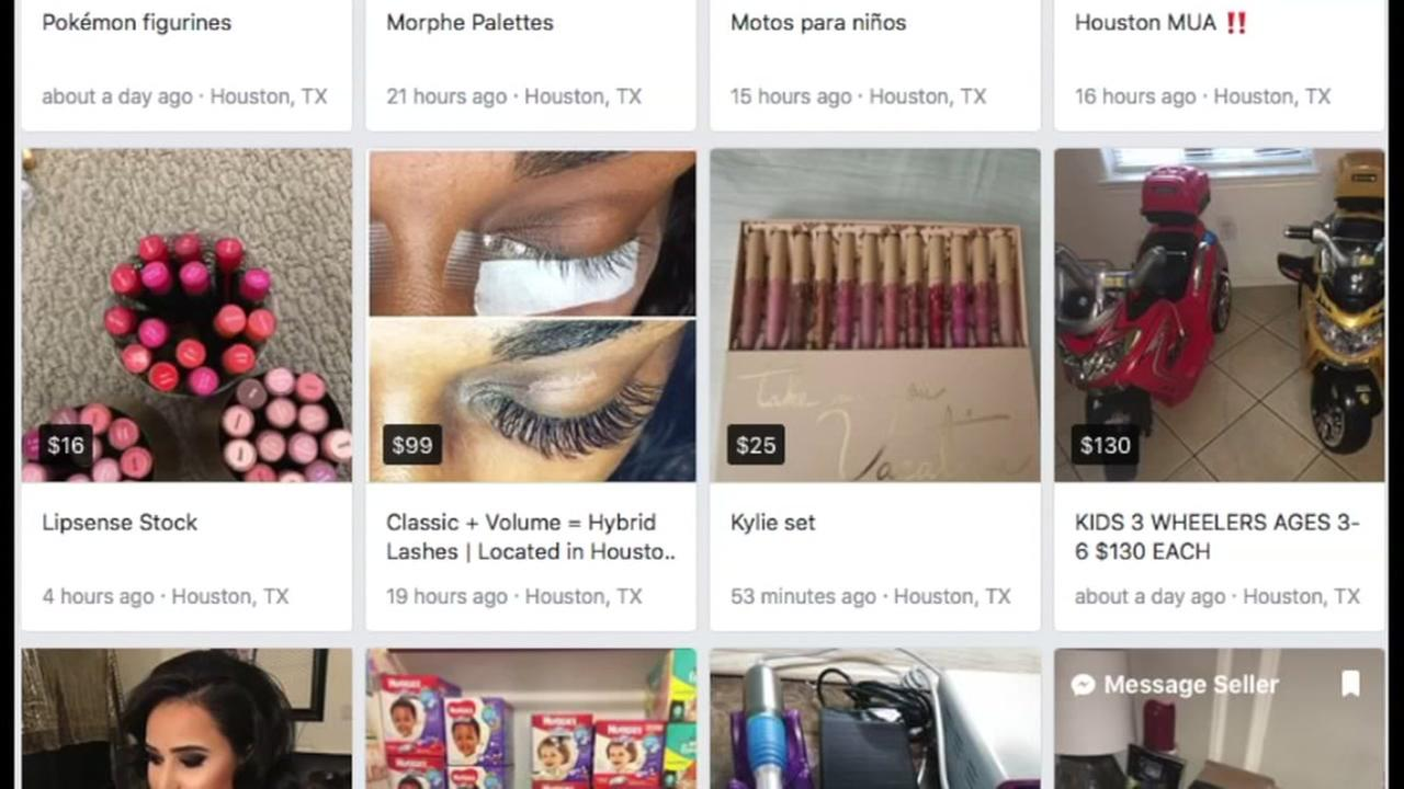 Facebook marketplace