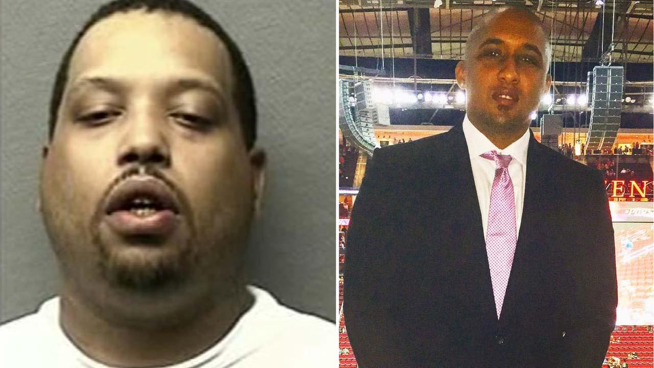 Man found guilty of assaulting Moses Malone Jr