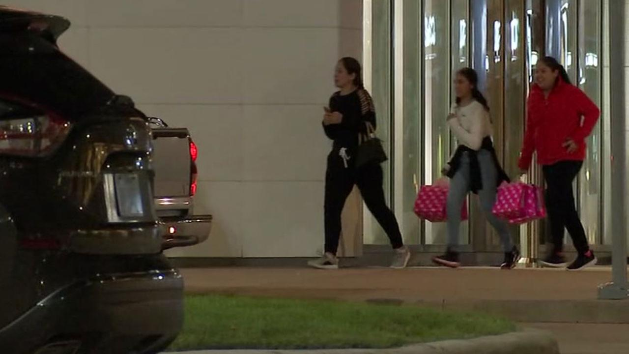Baybrook Mall shooting scare