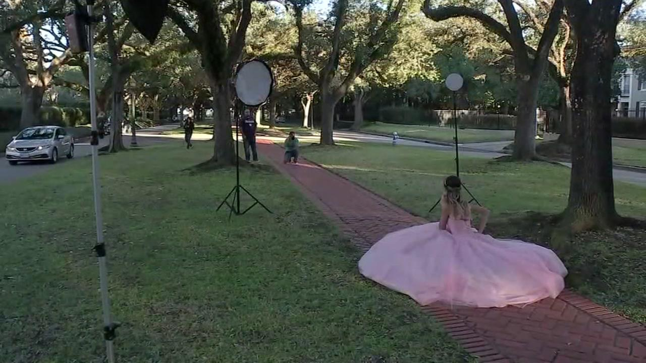 Scenic Houston neighborhood bans photographers
