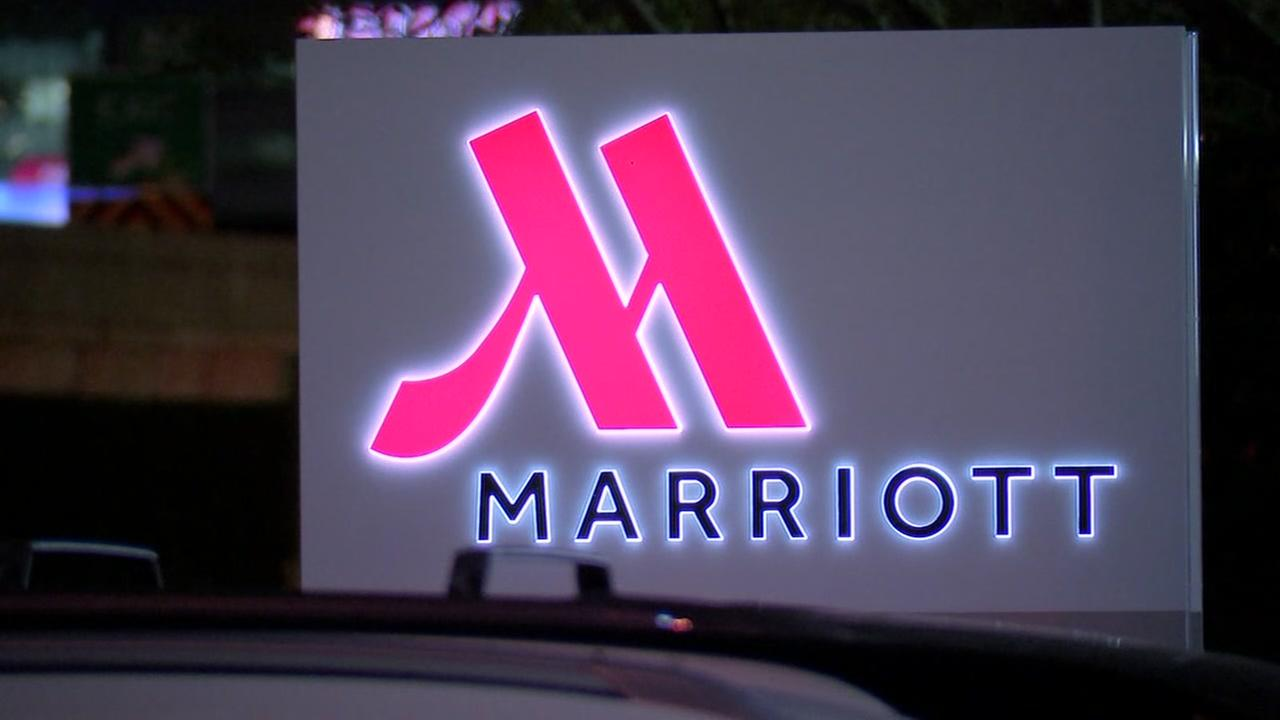 Marriott ATM robbery