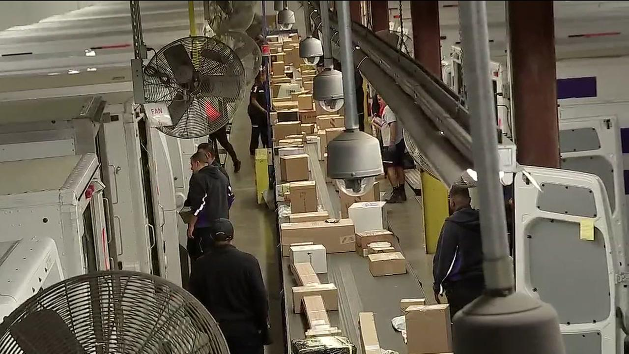 Shipping for Christmas
