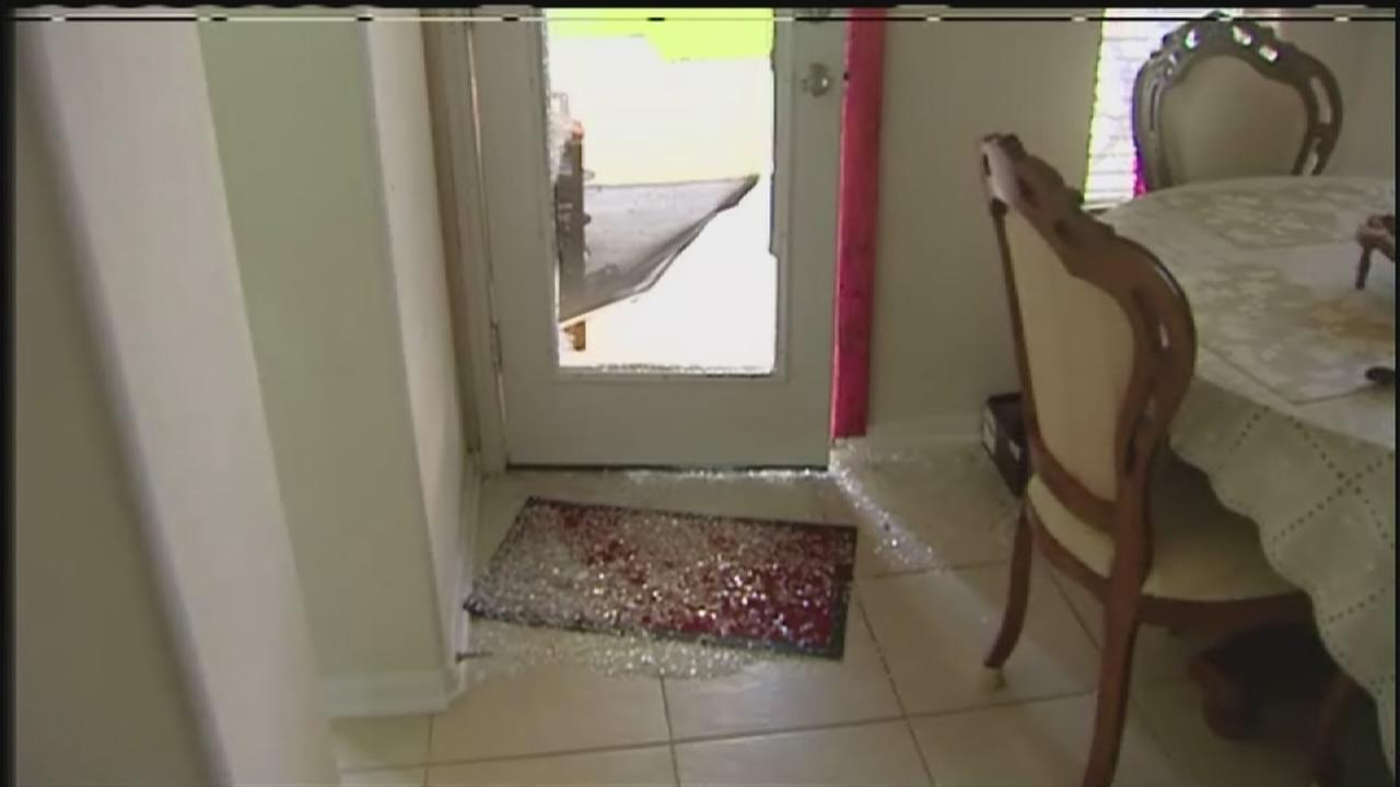 911 call released from terrifying break-in