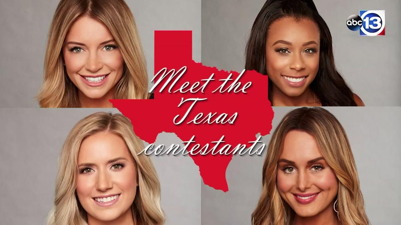 Meet the Texas contestants of The Bachelor