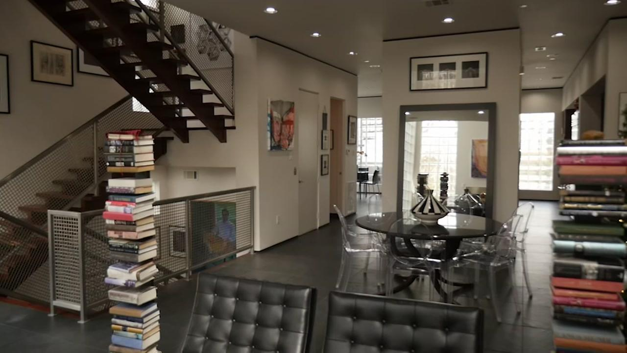 Amazing four story home in downtown Houston
