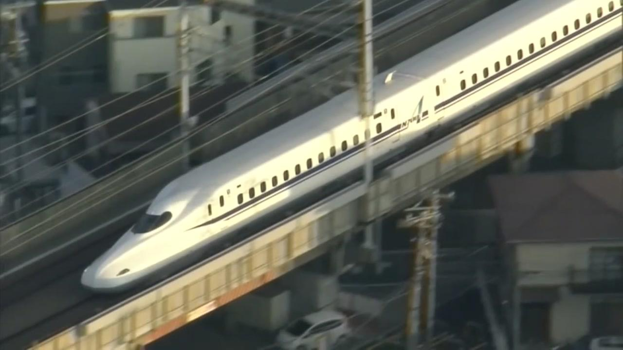 Bullet train from Houston to Dallas takes another big step