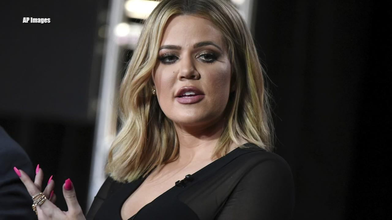 Khloe Kardashian announces pregnancy
