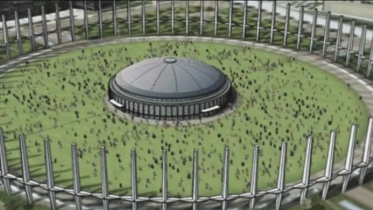 judge emmetts proposal would turn astrodome into worlds