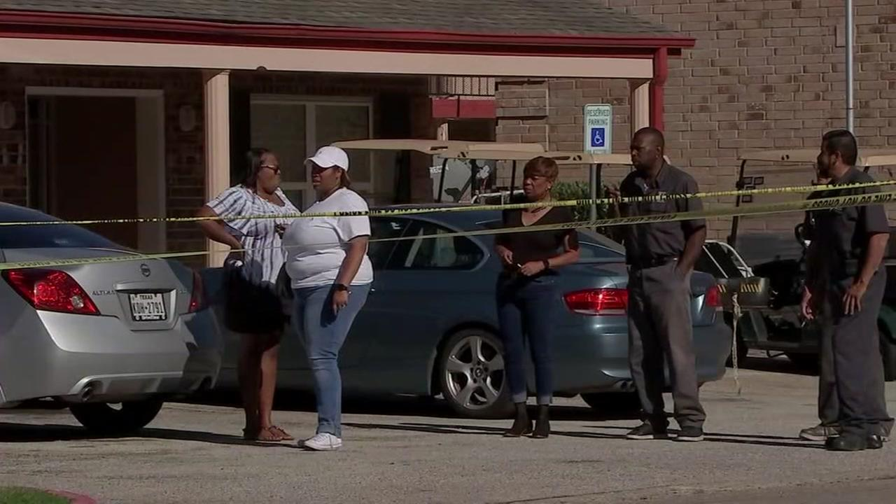 Suspect arrested after woman killed at apartment in Humble