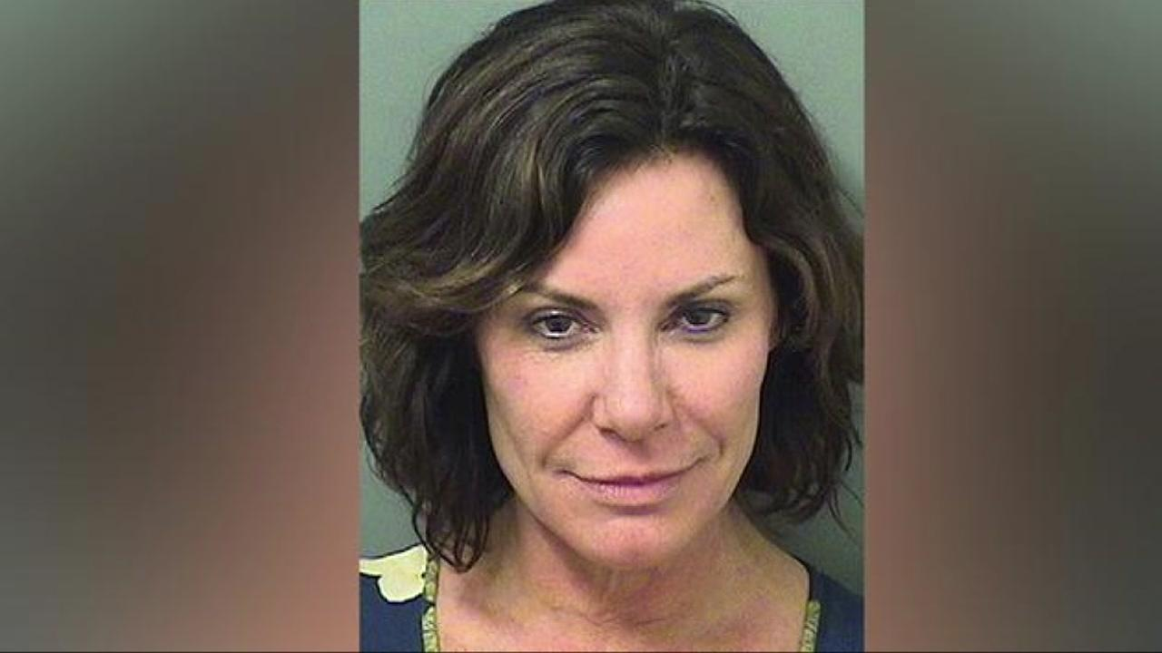 Real Housewives of New York City star arrested in Florida