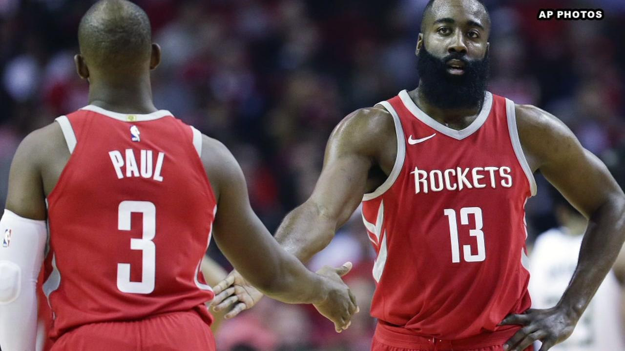 Rockets face OKC Thunder in Christmas Day showdown