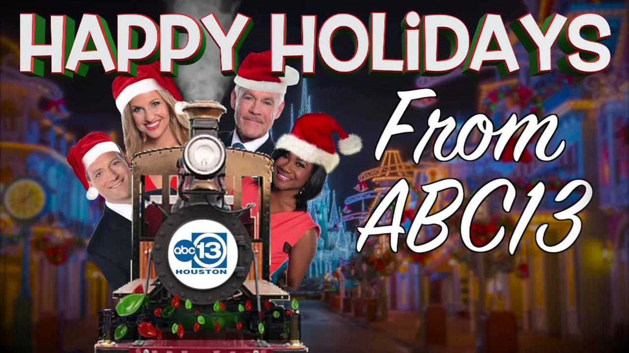 Happy Holidays from ABC13