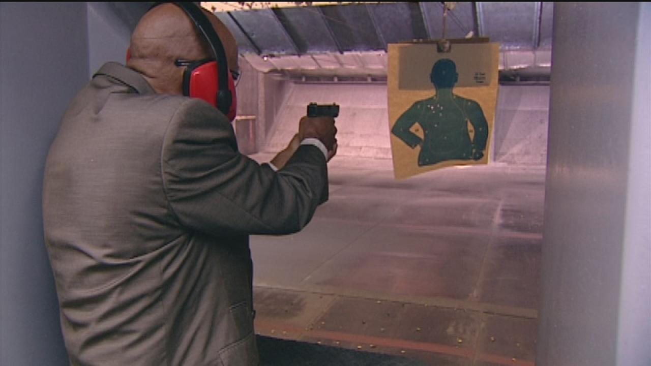 Retired cop: Demand for self defense on the rise