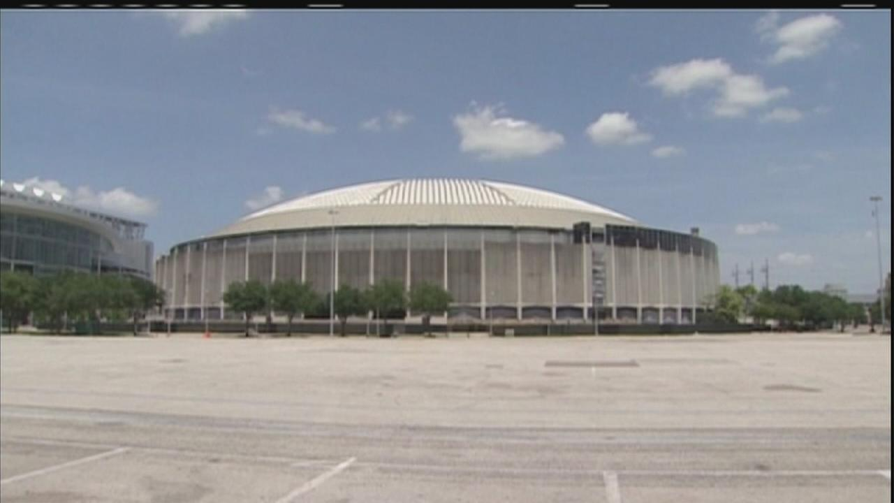 What should be done to the Dome?