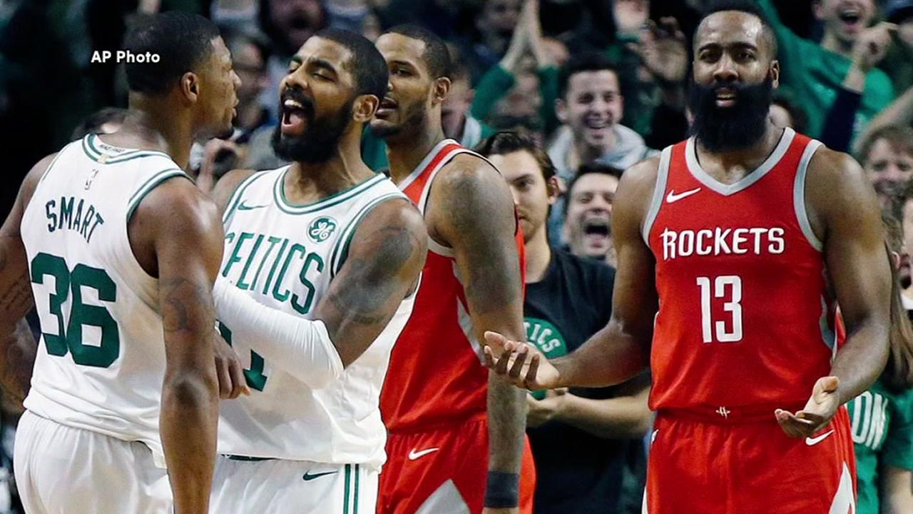 COLLAPSE: Rockets cough up 26-point lead vs. Boston, lose 4th straight
