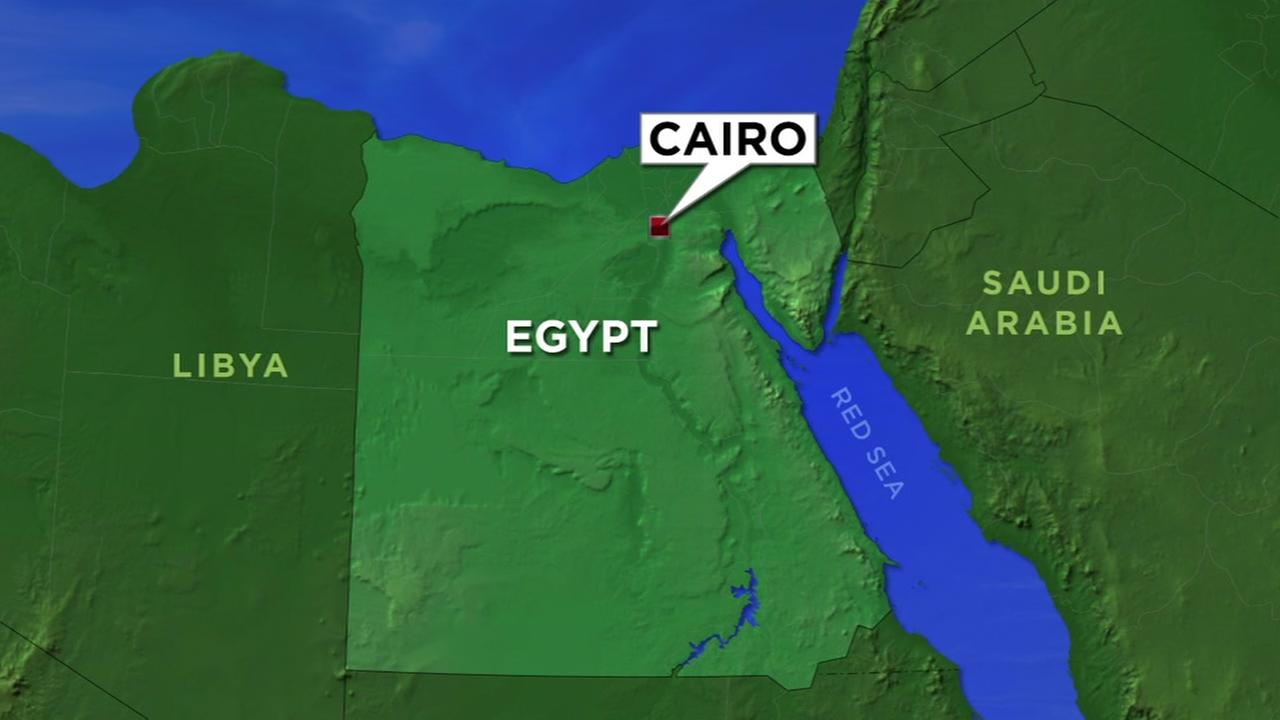 At least 10 killed in Egypt church attack