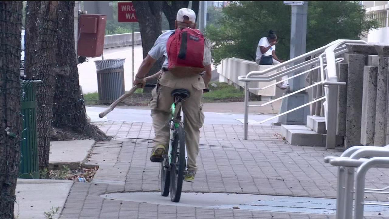 Houston to create on-street bike lane