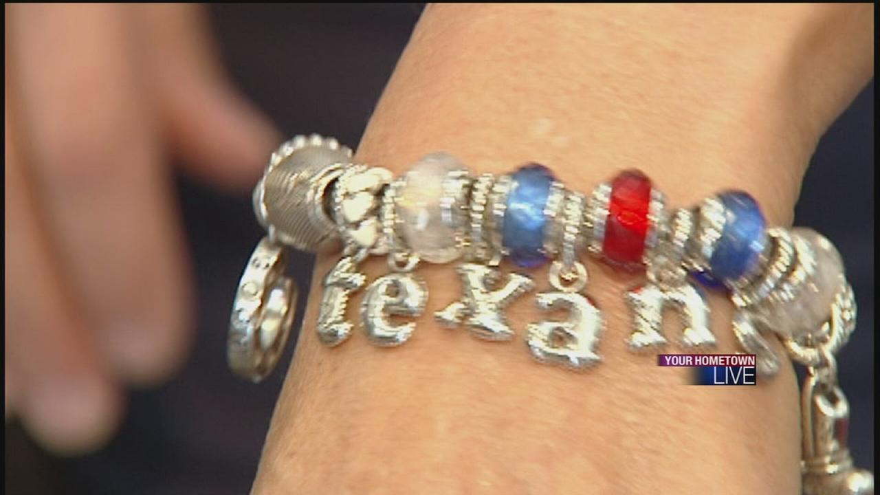 Fun ways to show off your Texans spirit