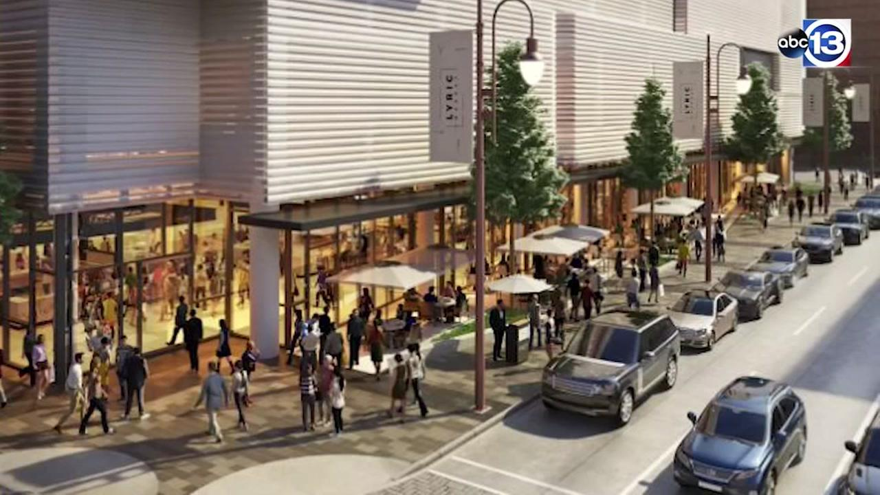 Lyric Center will be a downtown Houston culinary marketplace