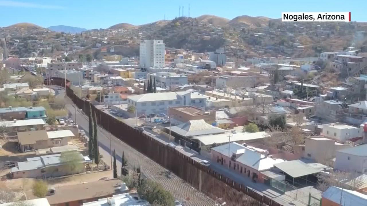 President Trump asks for $33 billion for border, $18 billion for wall