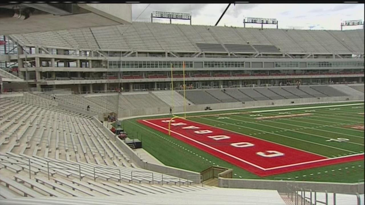 New UH stadium one of many changes coming to campus