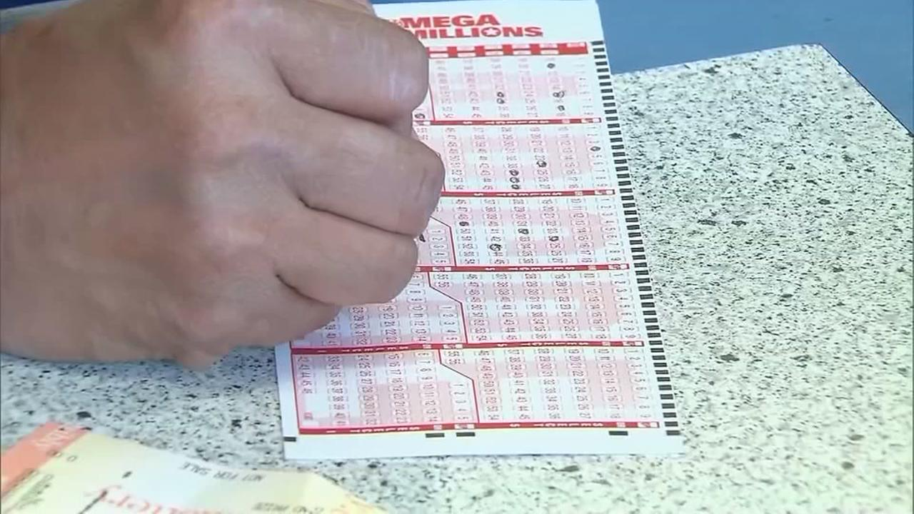 Powerball jackpot winner in New Hampshire