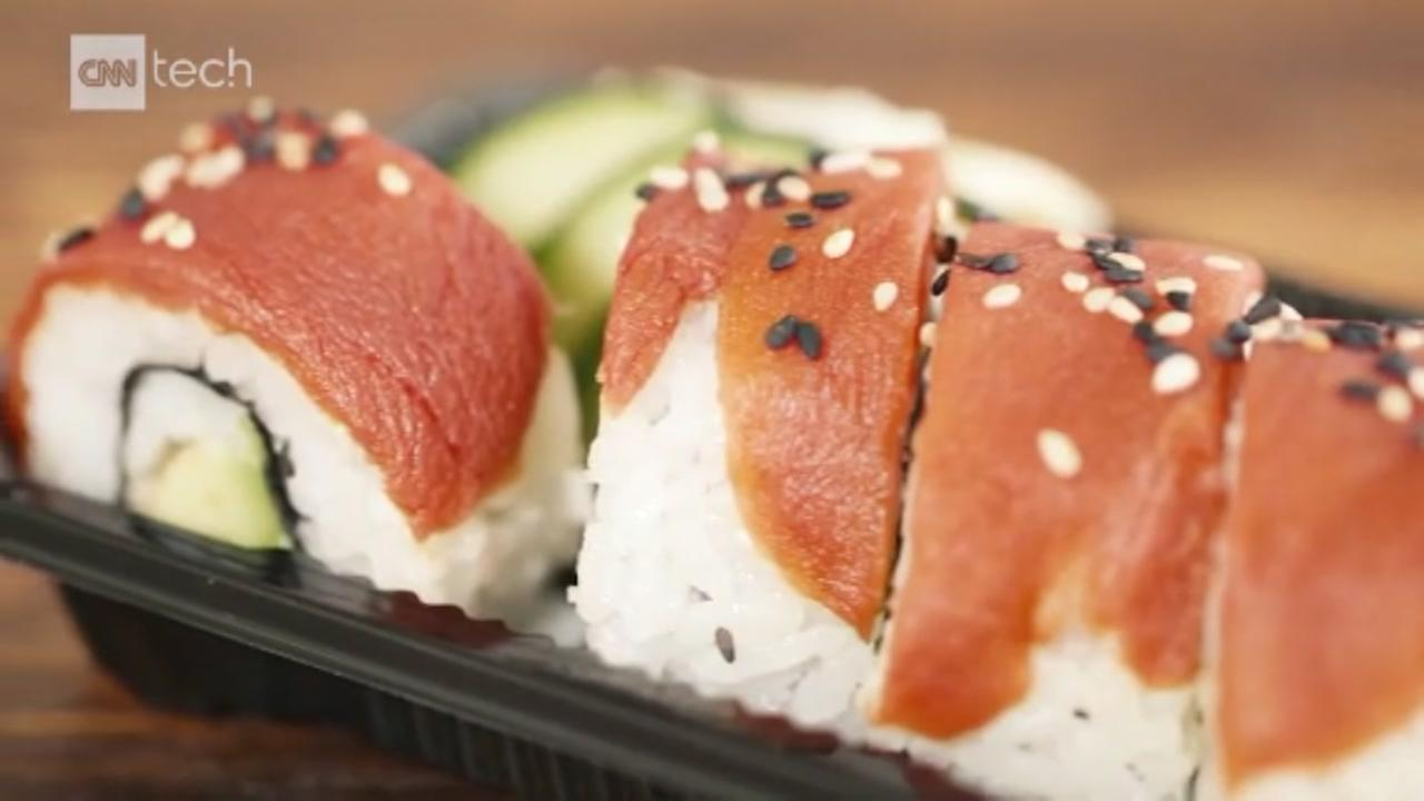 Company creates tuna subsitutue with tomatoes
