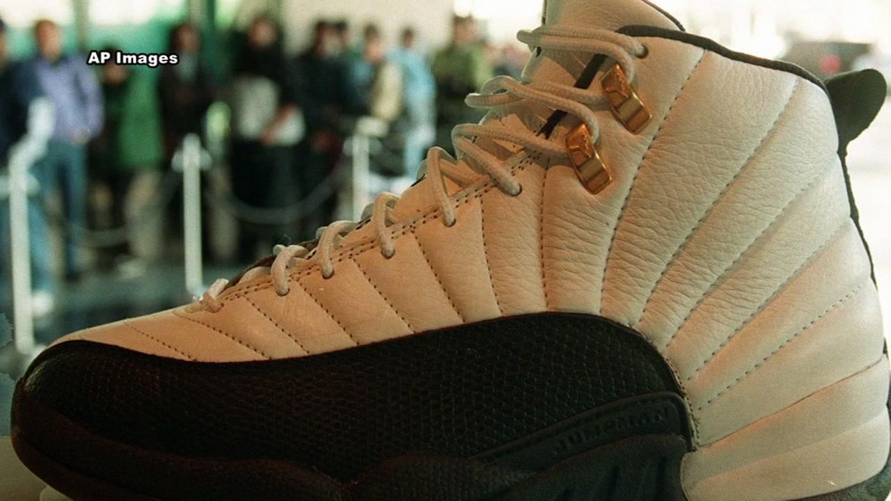 Customs seizes counterfeit Air Jordans