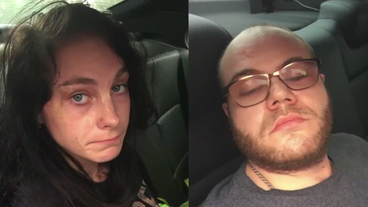 Couple captured in murder of 4-year-old