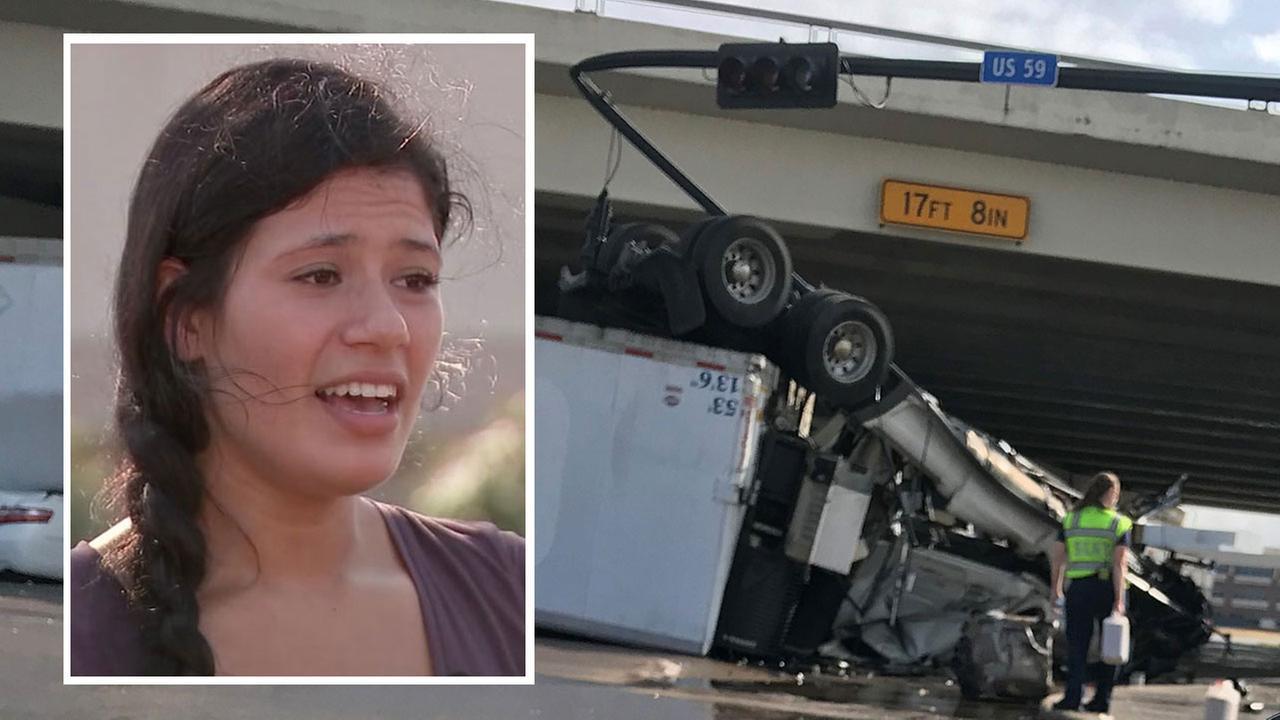 Car Accident Involving Sam Houston Student