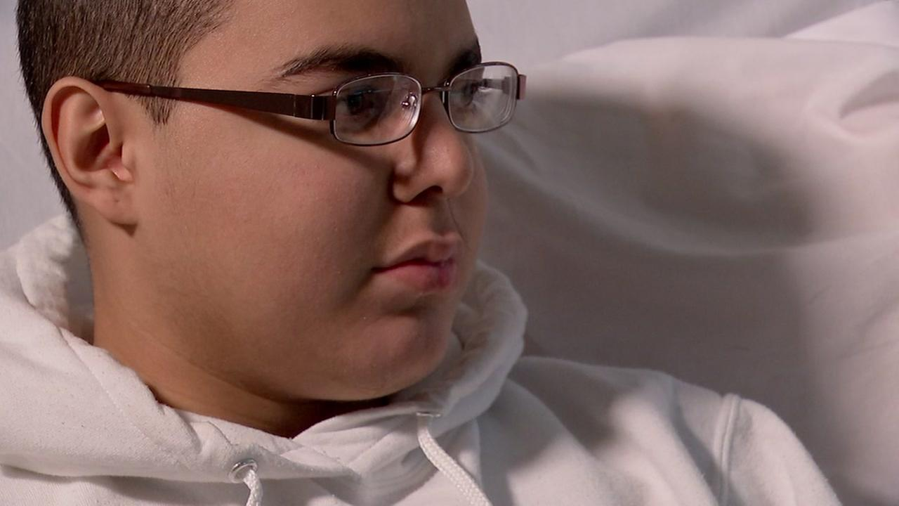 Klein HS student fighting after cancer returns