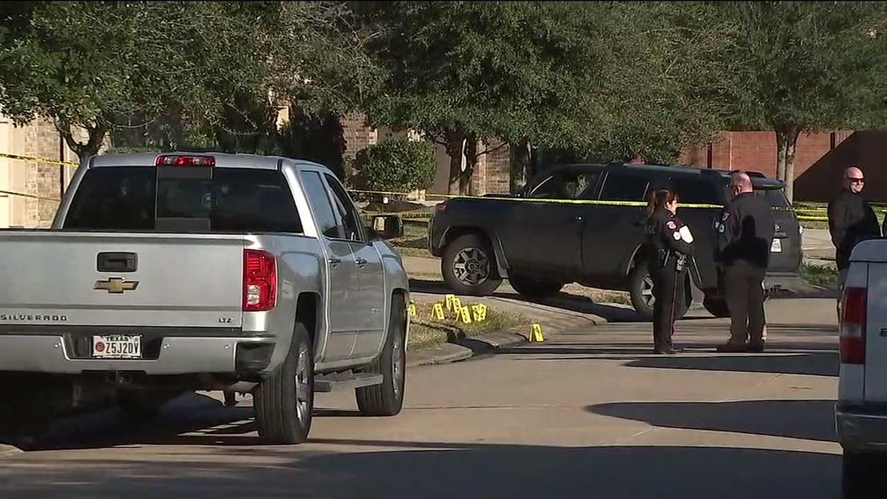 Officer-involved shooting in Pearland