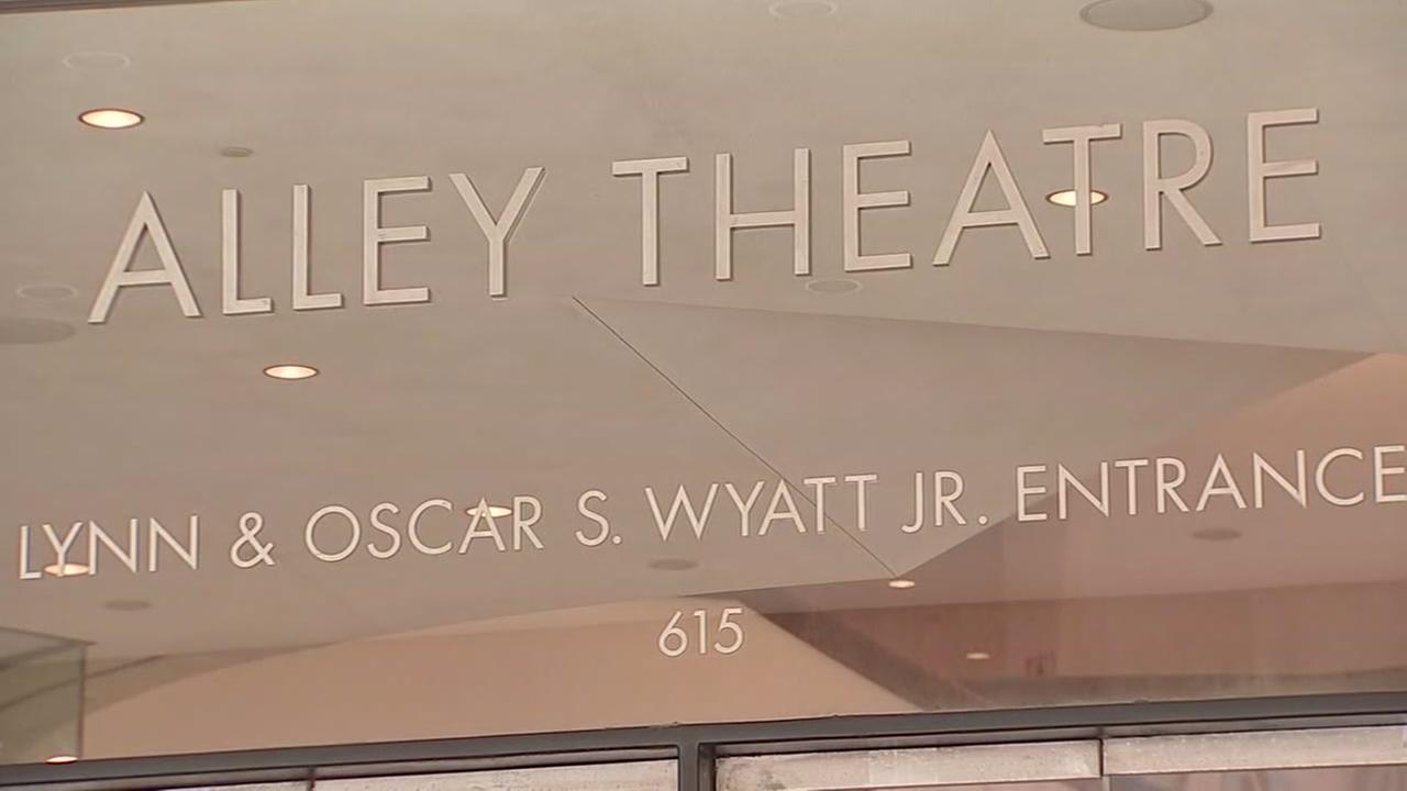 Alley Theatre responds