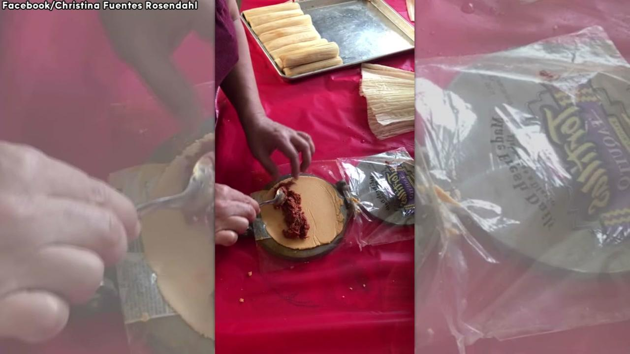 San Antonio womans tamale hack becomes viral sensation