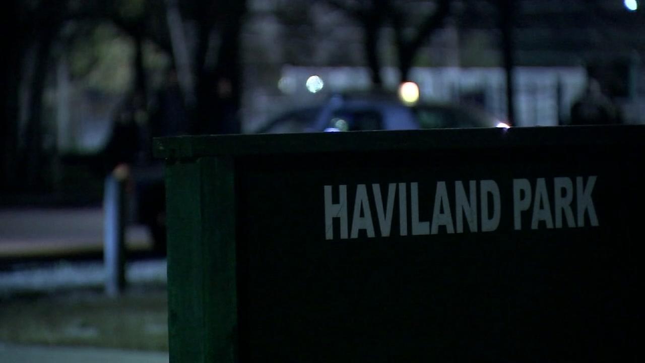14-year-old shot at Haviland Park