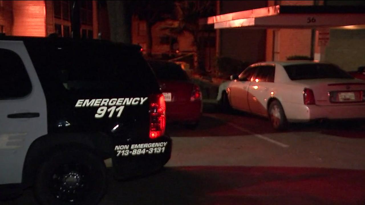 Man stabbed to death at apartment complex